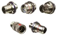 Image of ITT Cannon's MKJ Series Mini Circular Connectors