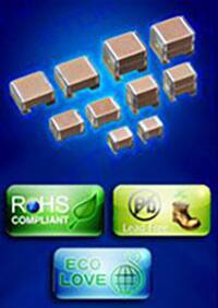 Image of TDK's CKG Series Multilayer Ceramic Chip Capacitors